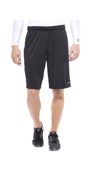 Nike Fly 2.0 - Pantalones Running Hombre - Full Zip, Short negro